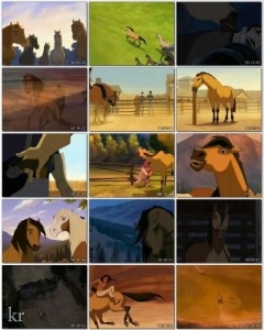دانلود انیمیشن Spirit Stallion of the Cimarron 2002 | تاپ 2 دانلود