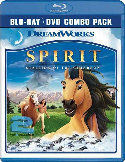 Spirit Stallion of the Cimarron 2002 | تاپ 2 دانلود