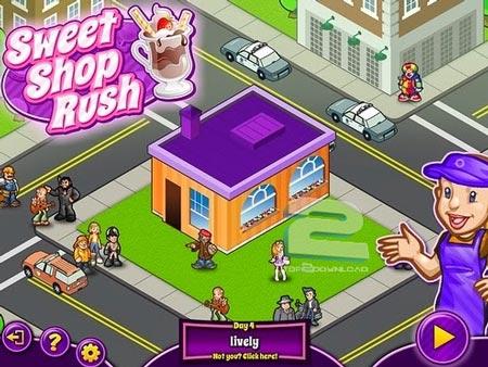 Sweet Shop Rush | تاپ 2 دانلود