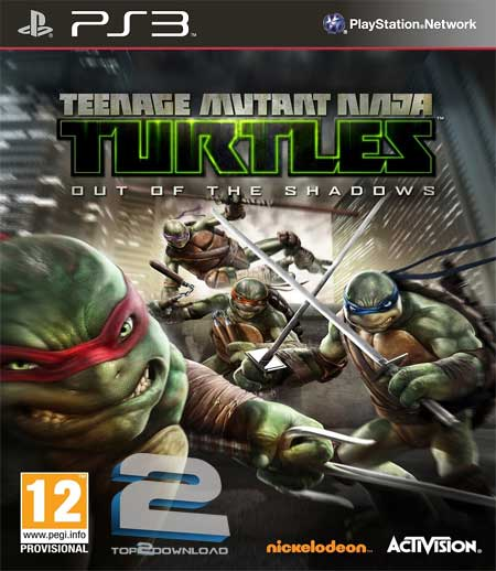 Teenage Mutant Ninja Turtles Out of the Shadows | تاپ 2 دانلود