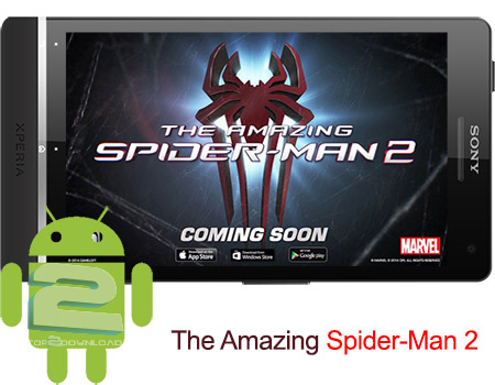 The Amazing Spider-Man 2 | تاپ 2 دانلود