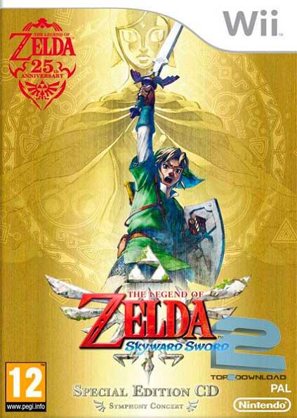 The Legend of Zelda Skyward Sword | تاپ 2 دانلود