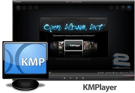 KMPlayer | تاپ 2 دانلود