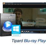 دانلود نرم افزار پخش بلوری Tipard Blu-ray Player 6.1.26.24133