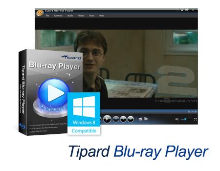 Tipard Blu-ray Player | تاپ 2 دانلود