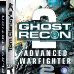 دانلود بازی Tom Clancys Ghost Recon Advanced Warfighter 2 برای PS3