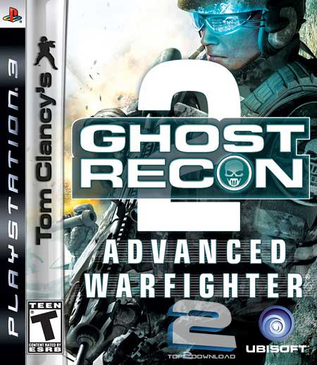 Tom Clancys Ghost Recon Advanced Warfighter 2 | تاپ 2 دانلود
