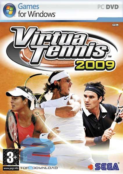 Virtua Tennis 2009 | تاپ 2 دانلود