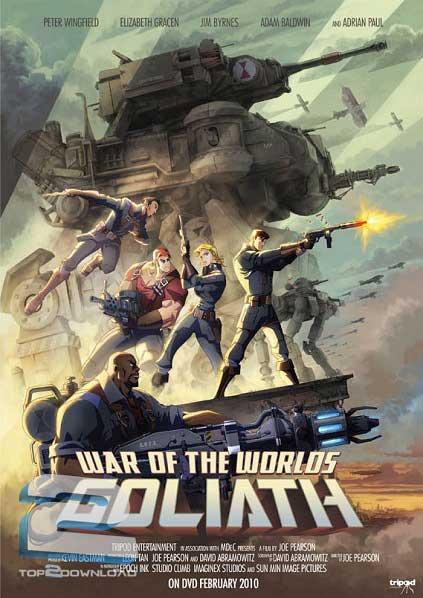 War of the Worlds Goliath 2012 | تاپ 2 دانلود