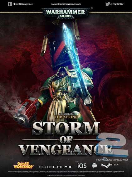 Warhammer 40000 Storm of Vengeance | تاپ 2 دانلود