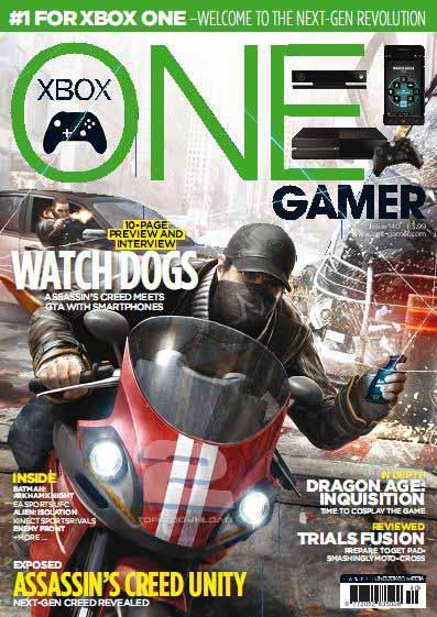 Xbox One Gamer | تاپ 2 دانلود