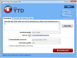 YouTube Video Downloader PRO | تاپ 2 دانلود