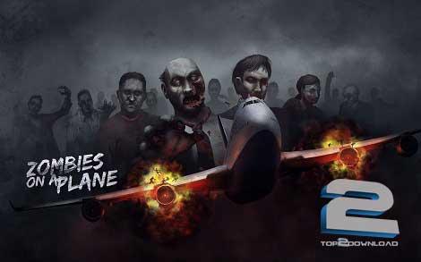 Zombies on a Plane | تاپ 2 دانلود