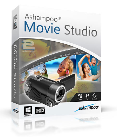 Ashampoo Movie Studio | تاپ 2 دانلود