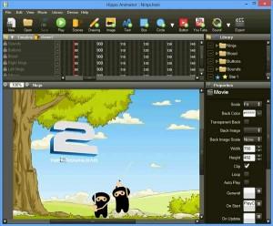 Hippo Animator | تاپ 2 دانلود