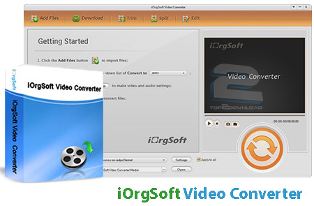 iOrgSoft Video Converter | تاپ 2 دانلود