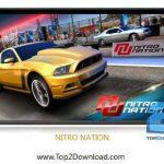 دانلود بازی NITRO NATION V1.0 برای اندروید