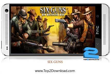 Six-Guns | تاپ2دانلود