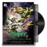 دانلود دوبله فارسی انیمیشن لاک پشت های نینجا داستان برادری TMNT 2007
