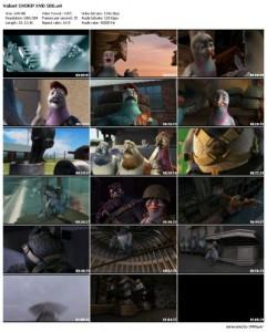 دانلود دوبله فارسی انیمیشن کبوتر بی باک Valiant | تاپ 2 دانلود