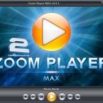 دانلود نرم افزار پلیر مالتی مدیا Zoom Player MAX 9.0.1
