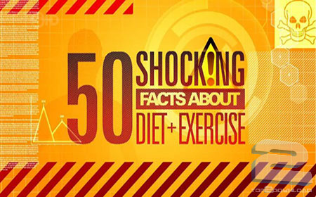 Channel 5 - 50 Shocking Facts About Diet and Exercise | تاپ 2 دانلود