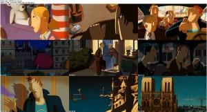 دانلود دوبله فارسی انیمیشن گربه ای در پاریس A Cat In Paris   تاپ 2 دانلود