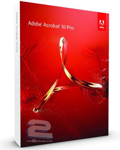 Adobe Acrobat XI Pro | تاپ 2 دانلود
