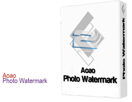 Aoao Photo Watermark | تاپ 2 دانلود