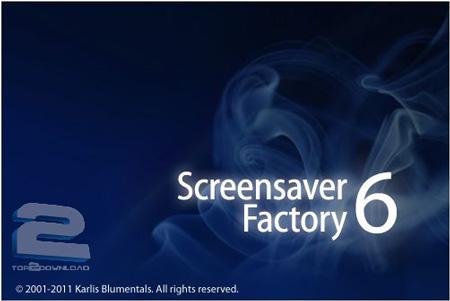 Blumentals Screensaver Factory | تاپ 2 دانلود