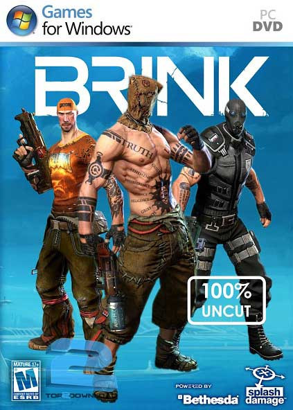 Brink Complete Pack | تاپ 2 دانلود