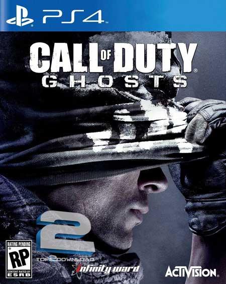 Call Of Duty Ghosts | تاپ 2 دانلود