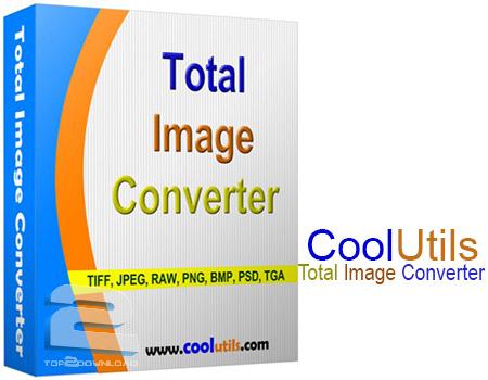 CoolUtils Total Image Converter | تاپ 2 دانلود