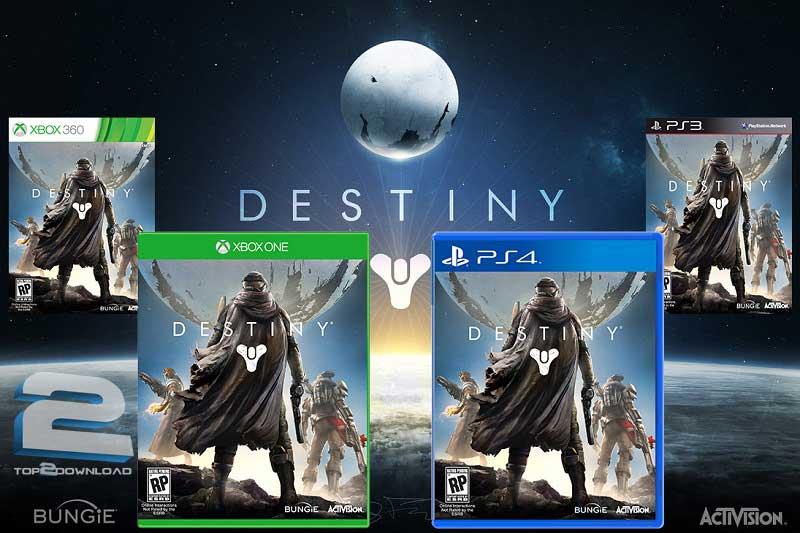 Destiny   تاپ 2 دانلود