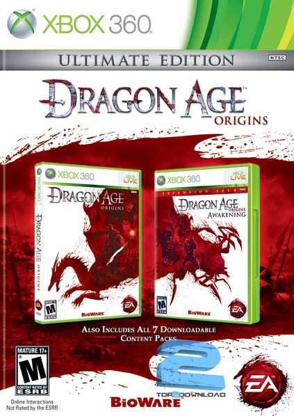 Dragon Age Origins Ultimate Edition | تاپ 2 دانلود