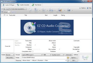 EZ CD Audio Converter | تاپ 2 دانلود