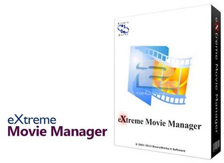 eXtreme Movie Manager | تاپ 2 دانلود
