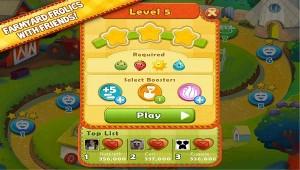 Farm Heroes Saga برای اندروید   تاپ2دانلود