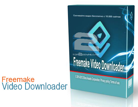Freemake Video Downloader | تاپ 2 دانلود
