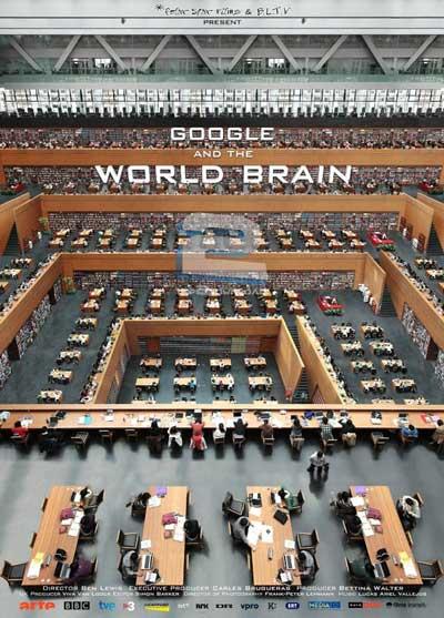 دانلود دوبله فارسی مستند گوگل BBC Google and the World Brain 2013 | تاپ 2 دانلود