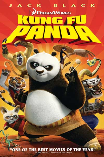 دانلود دوبله فارسی انیمیشن پاندای کونگ فو کار Kung Fu Panda   تاپ 2 دانلود