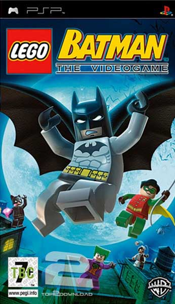 LEGO Batman The Videogame | تاپ 2 دانلود
