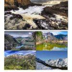 دانلود مجموعه والپیپر های طبیعت Landscapes HD Wallpapers – شماره 1