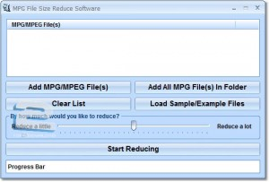 MPG File Size Reduce Software   تاپ 2 دانلود