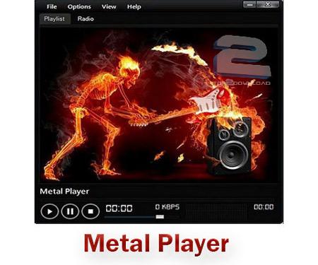 Metal Player | تاپ 2 دانلود