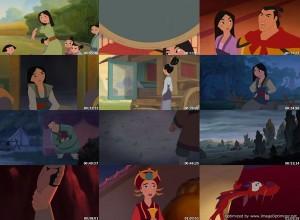 دانلود دوبله فارسی انیمیشن مولان 2 Mulan II   تاپ 2 دانلود