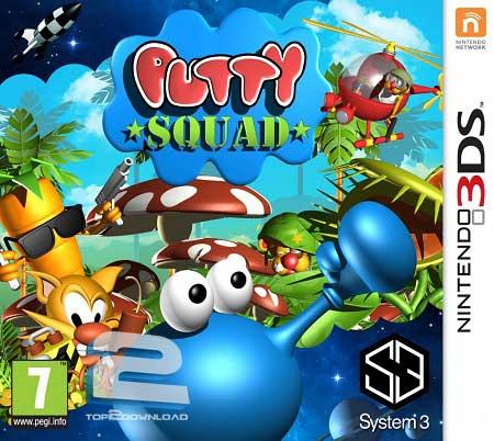 Putty Squad   تاپ 2 دانلود