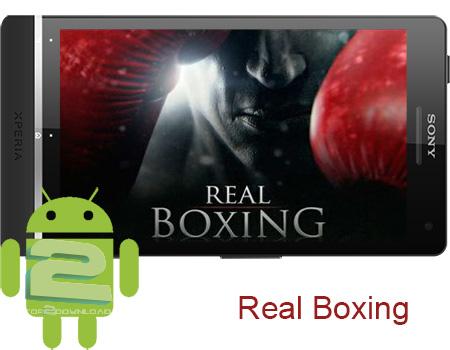 Real Boxing   تاپ 2 دانلود