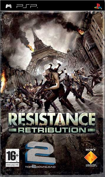 Resistance Retribution | تاپ 2 دانلود