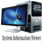 دانلود نرم افزار نمایش اطلاعات سیستم System Information Viewer 4.45